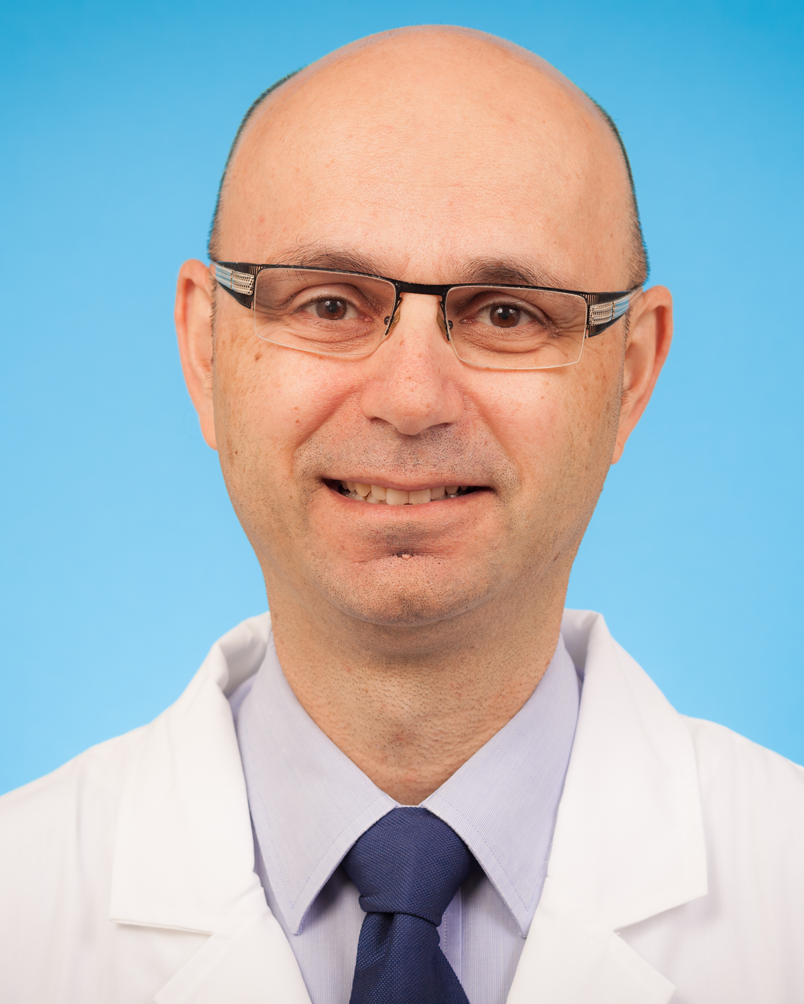 Photo of Dr. Michael Cusimano, Department of Surgery and Fellow of the Canadian Academy of Health Sciences